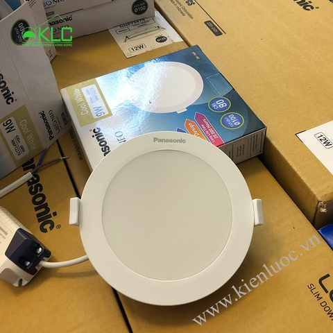 Đèn Led âm trần Panasonic NEO SLIM DOWNLIGHT 9W NNP72272 NNP72279 NNP72278
