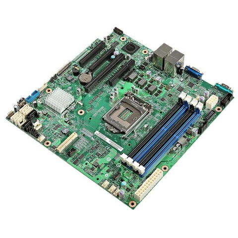 Bo mạch chủ Intel® Server Board DBS1200V3RPS