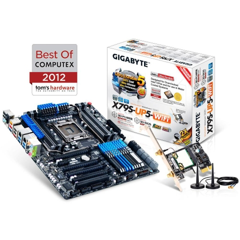 GIGABYTE™ GA X79S-UP5 WIFI