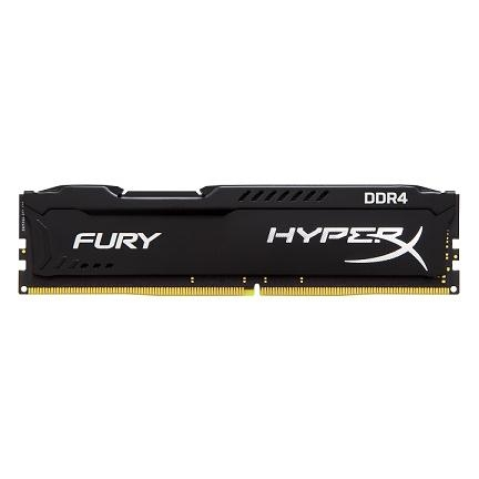RAM Kingston HyperX Fury Black 8G DDR4 Bus 2666Mhz