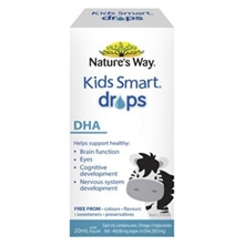 Nature's Way Kids Smart Drops DHA 20ml Nhỏ giọt Nature's Way Kids Smart Chai Drops 20ml