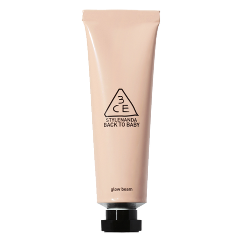 Kem Lót 3CE Back To Baby Glow Beam Pink - #02 - 30ml