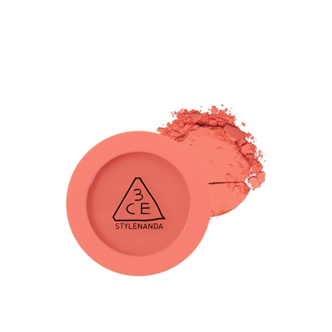 Má Hồng 3CE Face Blush - #Full Of Charm