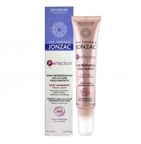 Kem Dưỡng Tái Tạo Phục Hồi Da EAU THERMALE JONZAC Perfection Perfect Cellular Regeneration Care - 40ml