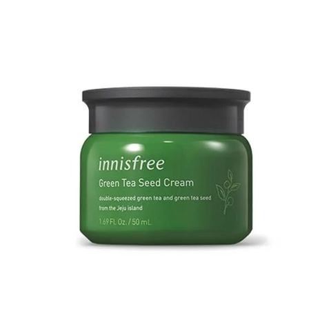 Kem Dưỡng Da Innisfree Green Tea Seed Cream - 50ml