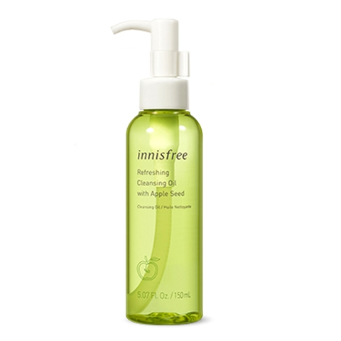 Dầu Tẩy Trang Innisfree Apple Seed Cleansing Oil - 150ml