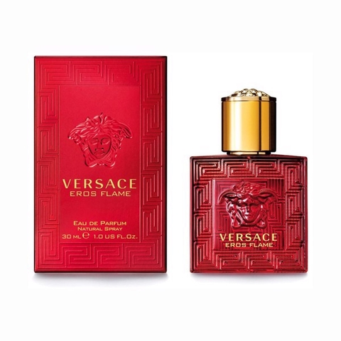 Nước Hoa Nam Versace Eros Flame Eau De Parfum Natural Spray - 30ml