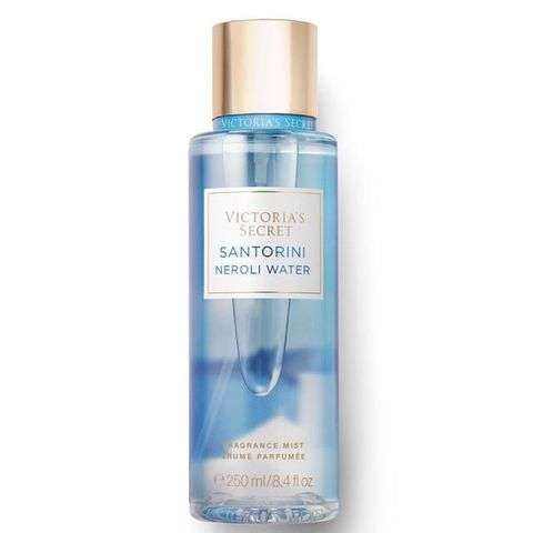 Xịt Thơm Body Victoria's Secret - 250ml - #SANTORINI NEROLI WATER