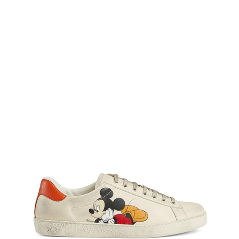 GIÀY GUCCI x DISNEY MICKEY MOUSE ACE LOW TOP