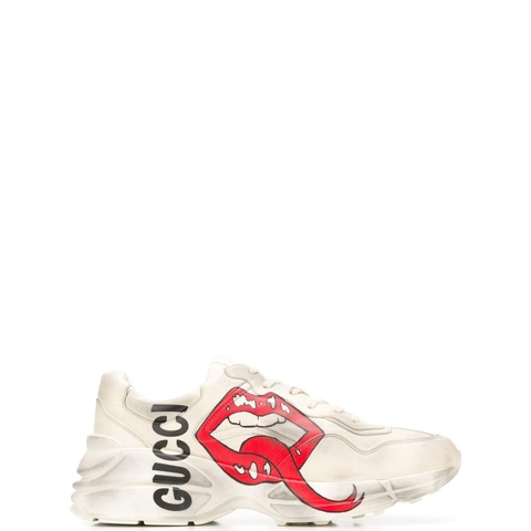 GIÀY GUCCI RHYTON SNEAKER WITH MOUTH