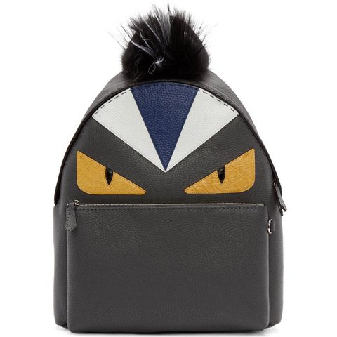 BALO FENDI FUR TRIMMED MONSTER