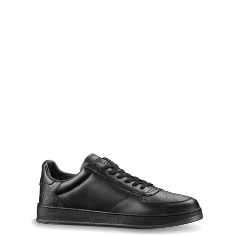 GIÀY LOUIS VUITTON RIVOLI SNEAKER BLACK