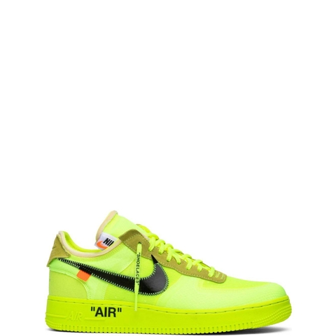GIÀY OFF-WHITE X NIKE AIR FORCE 1 LOW VOLT