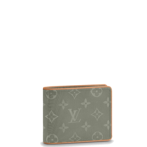 VÍ NGẮN LOUIS VUITTON MULTIPLE TITANIUM