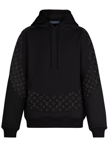 ÁO HOODIE LOUIS VUITTON MONOGRAM CIRCLE CUT CHUẨN 1:1 AUTHENTIC