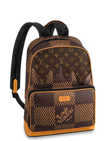 BALO LOUIS VUITTON X NIGO CAMPUS MONOGRAM CHUẨN 1:1 AUTHENTIC