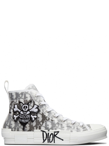 GIÀY DIOR AND SHAWN B23 HIGH-TOP SNEAKER CHUẨN 1:1 AUTHENTIC