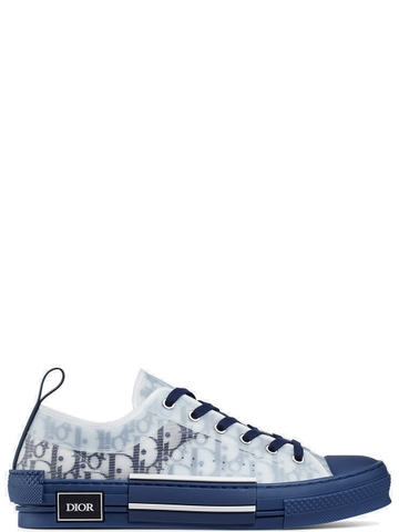 GIÀY DIOR B23 BLUE OBLIQUE SNEAKERS CHUẨN 1:1 AUTHENTIC