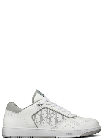 GIÀY DIOR B27 LOW-TOP SNEAKER WHITE CHUẨN 1:1 AUTHENTIC