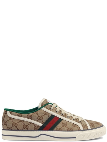GIÀY GUCCI TENNIS 1977 LOW TOP SNEAKERS CHUẨN 1:1 AUTHENTIC