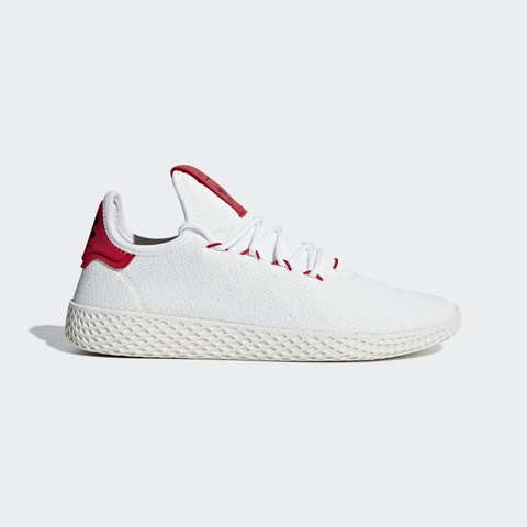 Adidas Pharrell Williams Tennis HU - White/Red BD7530