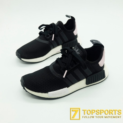 Adidas NMD R1 W – Core Black/Clear Pink B37649