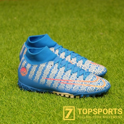 Nike Mercurial Superfly VII Academy CR7 Shuai TF – Blue/White/Red CQ4904 468