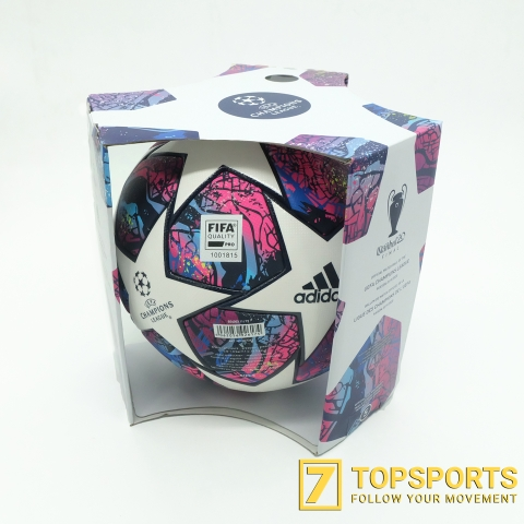 Bóng Adidas UCL Finale Istanbul Pro Ball - White FH7343