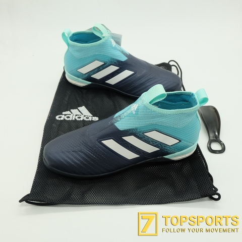 Adidas ACE Tango 17+ Purecontrol TF – Energy Aqua/White/Black BY1943
