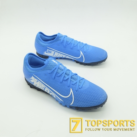 Nike Mercurial Vapor XIII Pro TF – Blue/White/Obsidian AT8004 414