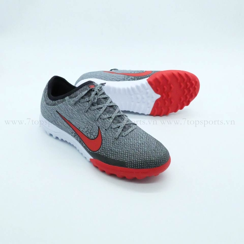 Nike Mercurial Vapor XII Pro Neymar TF – Grey/Red/Black AO4703 170