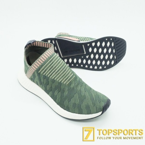 Adidas NMD_CS2 Primeknit – Green BY8781