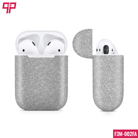Skin 3M Airpod Silver Diamond