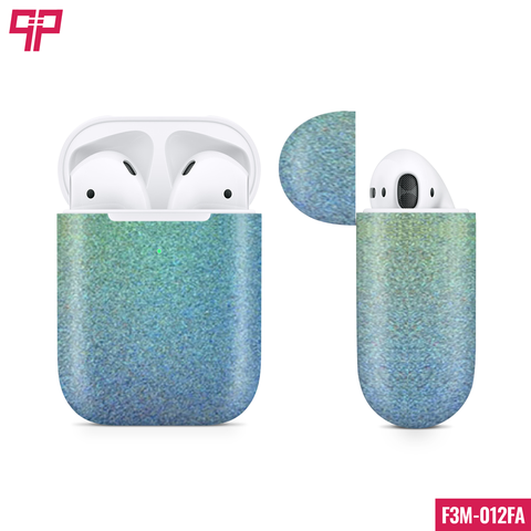 Skin 3M Airpod Gloss Flip Psychedelic