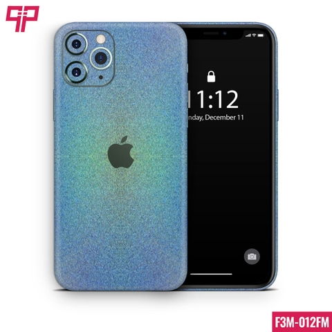 Skin 3M Điện Thoại Gloss Flip Psychedelic