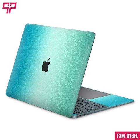 Skin 3M Laptop Gloss Aquamarine