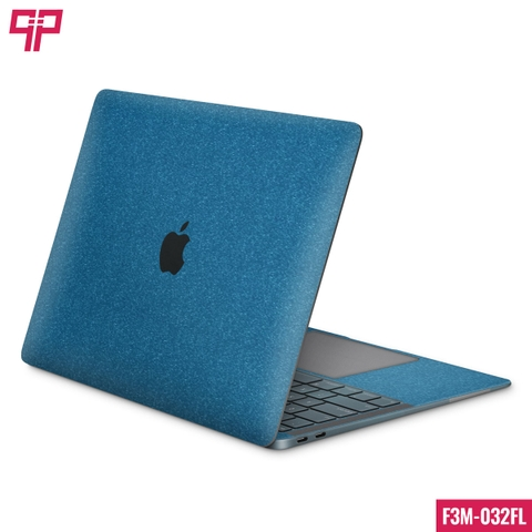 Skin 3M Laptop Gloss Blue Metallic