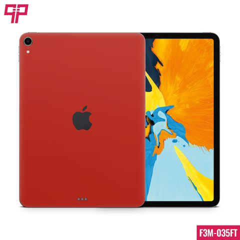 Skin 3M Tablet Gloss Hot Rod Red