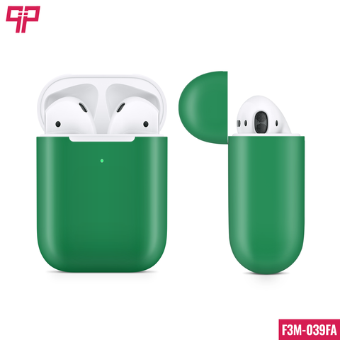 Skin 3M Airpod Gloss Kelly Green