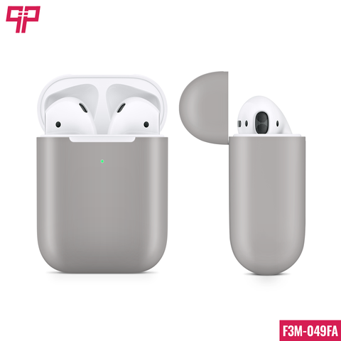 Skin 3M Airpod Gloss Storm Gray