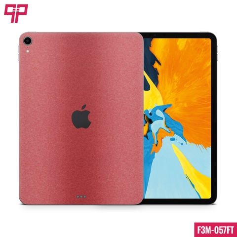 Skin 3M Tablet Matte Red Metallic