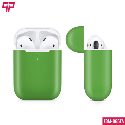 Skin 3M Airpod Satin Apple Green