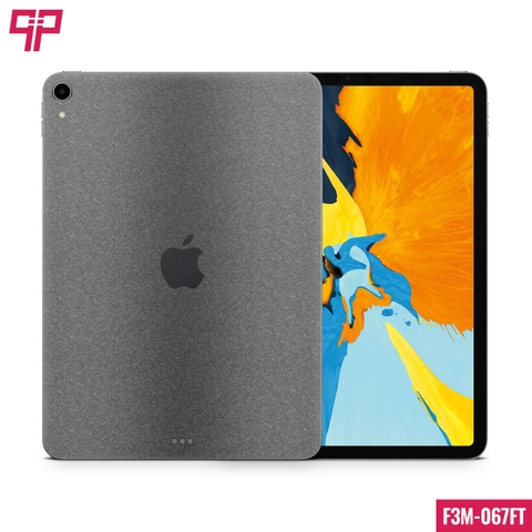 Skin 3M Tablet Satin Dark Grey
