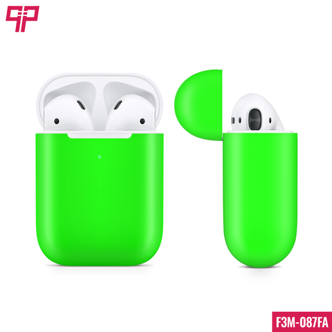 Skin 3M Airpod Satin Neon Green