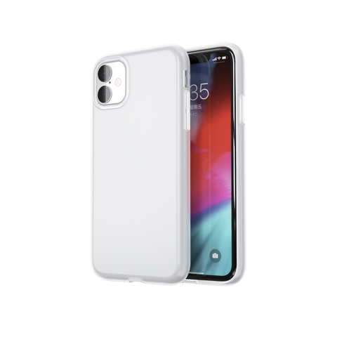 X-Doria AirSkin for iPhone 11 6.1'' - White