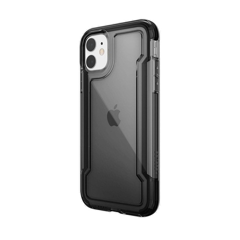Ốp X-Doria Defense Clear cho iPhone 11 6.1'' (2019) - Black