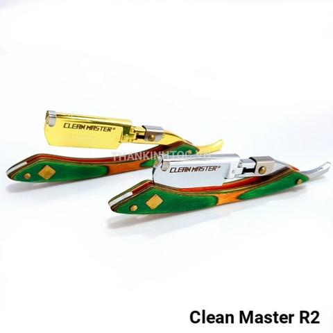 Dao Cạo Clean Master R2 chính hãng
