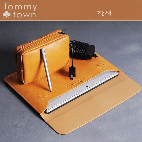 ✅ Combo Túi da Tommy cho Macbook, Surface