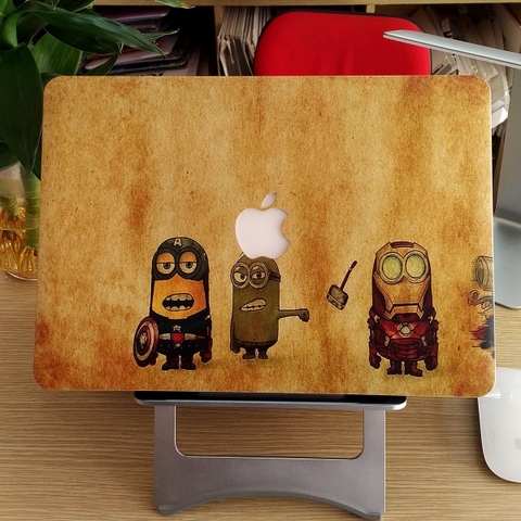 ✅ Ốp Macbook Minions - C029