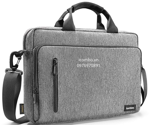 ✅ TÚI XÁCH TOMTOC A50 (USA) BRIEFCASE FOR MACBOOK, ULTRABOOK, SURFACE, LAPTOP 13/15'' A50